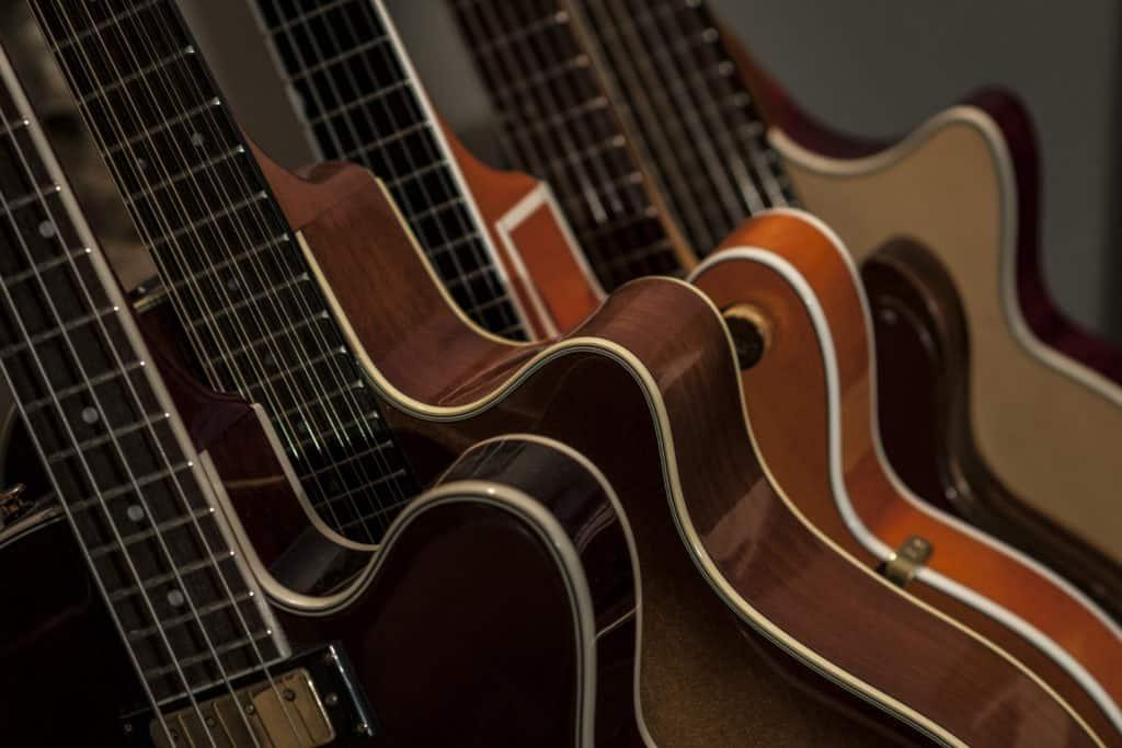 Guitarres