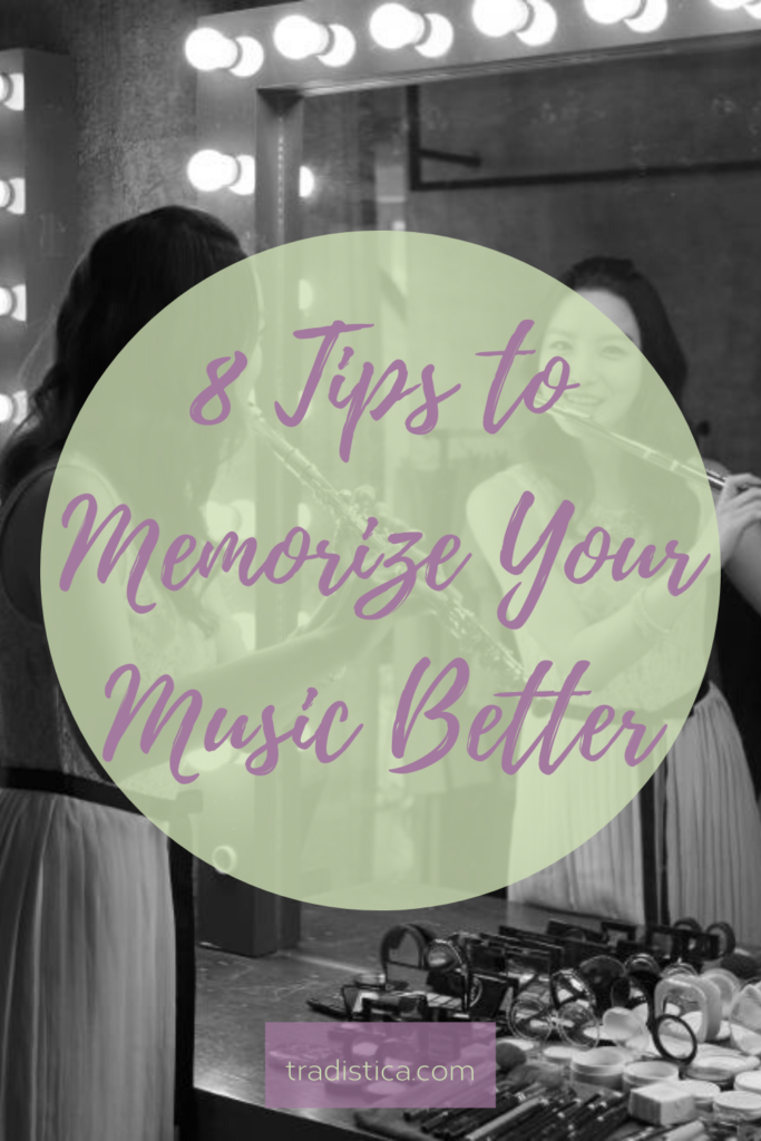 8 Tips to Memorize Your Music Better