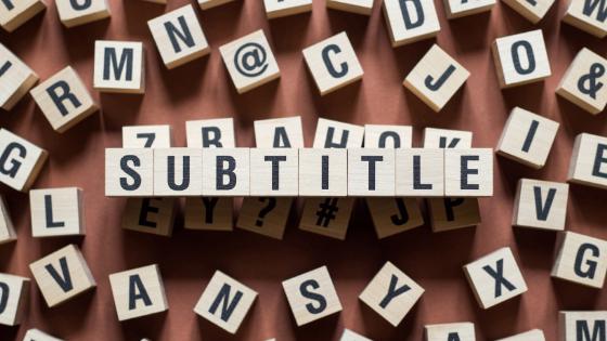 Subtibles