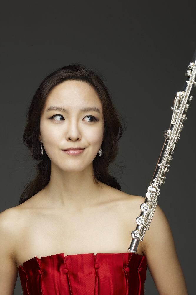 Jasmine Choi - flutist